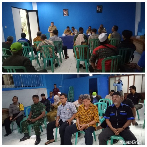 Sosialisasi PTSL di Kelurahan Cirimekar